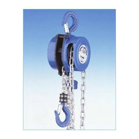 PARANCO TRACTEL TRALIFT kg 5000 2 TRATTI CATENA 3mt