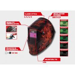 MASCHERA TELWIN STREAM FLAME COD.802816