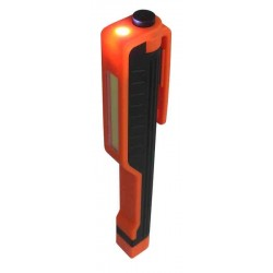 WORK CLIP LIGHT LED ALTA LUMIN. ARANCIO