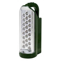 LANTERNA RICARICABILE EMERG. SIRIO 24 LED SM